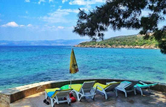 Dikili, Turkey: kayra beach