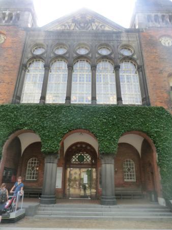 Danish Jewish Museum: Museum Entrance