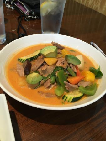 Suwannee Thai Cuisine: Ahh.. touche!