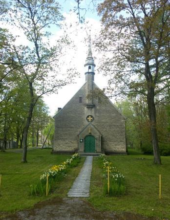 Kunda Stone Church