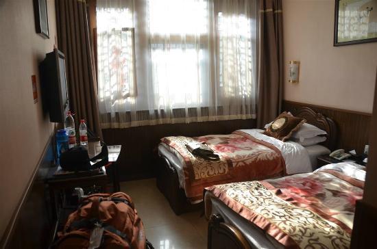 Hongshanyi Inn : Room 8112