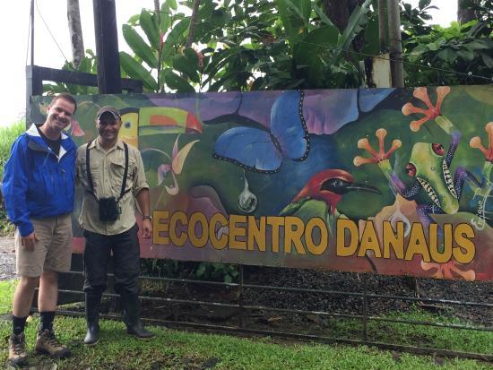 Diego Birding & Nature Day Tours: Ecocentro Danaus - wonderful!