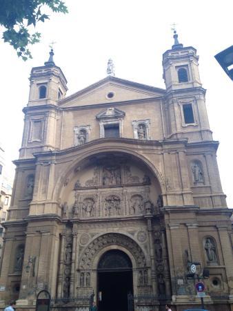 Iglesia Basilica de Santa Engracia