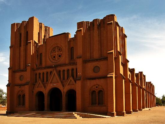 ‪Cathedral of Ouagadougou‬