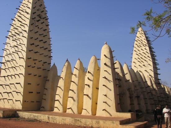 Mosque of Bobo-Dioulasso