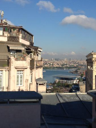 Easy Home Istanbul : View from the studio