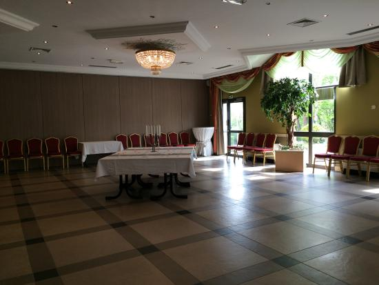 Volubilis: Salons de réception