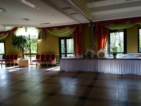 Volubilis: Salons pour séminaire