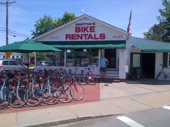Martha's Bike Rentals