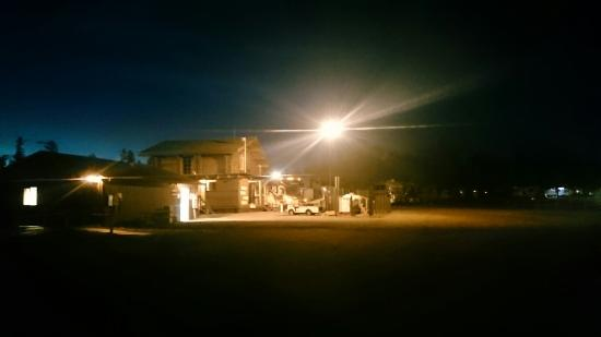 Grand Canyon Camper Village: Entrada