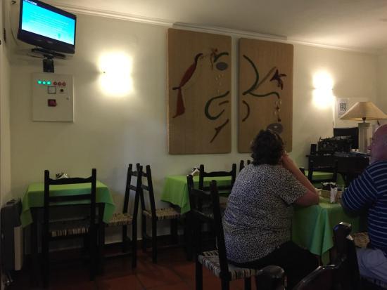 Hotel Sumaj Huasi: Desayunador