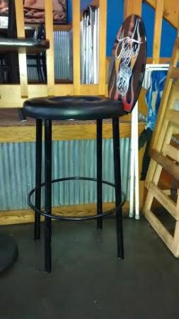 Y S Pub N Grub Comfy Toilet Seat Bar Stools