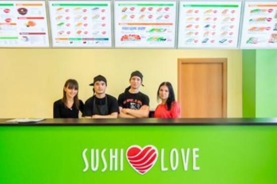 Sushi love  промо код 66660