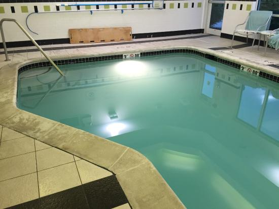 Pool Area Picture Of Fairfield Inn Suites Ottawa Starved Rock Area Ottawa Tripadvisor