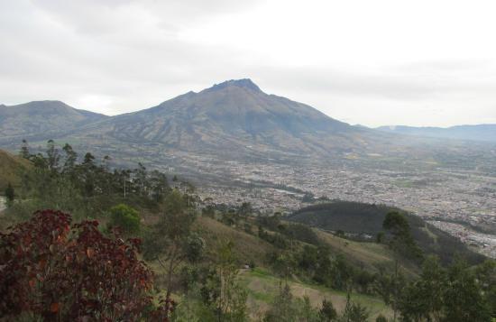La Estelita : High in the Andes