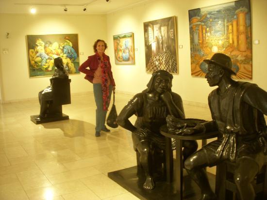 Ralli Museums : Pinturas y esculturas