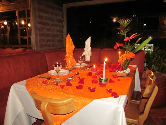 La Estelita: Romantic Dinning