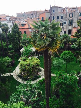 Ca' Venezia: Vista desde la habitación
