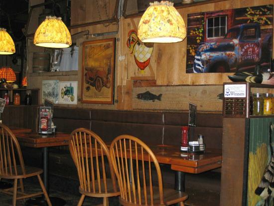 Interior, Country Cousin Restaurant