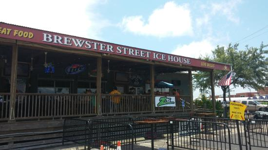 ‪Brewster Street Ice House‬