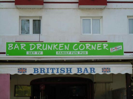Drunken Corner