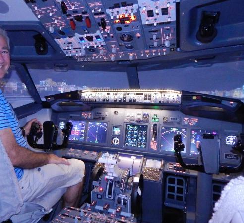 AeroSim Experience: Tout est très réaliste