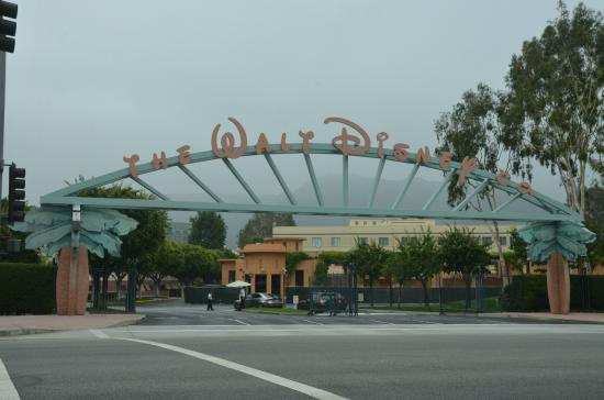 Elite Adventure Private Tours: Walt Disney studios
