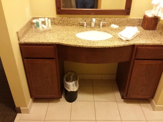 Homewood Suites by Hilton Bozeman: Bathroom Vanity