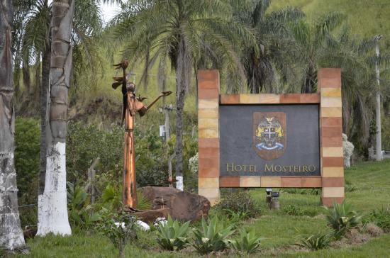 Hotel Mosteiro : Portal de Entrada