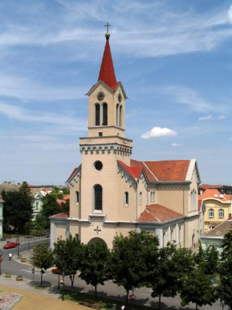 Zrenjanin Catholic Cathedral