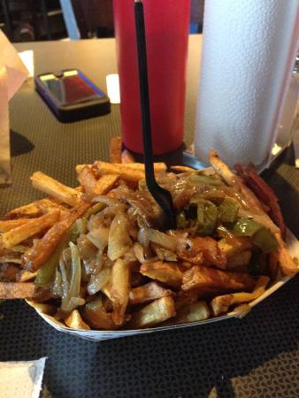 Tijuana Fries Picture Of The Garage Oklahoma City Tripadvisor