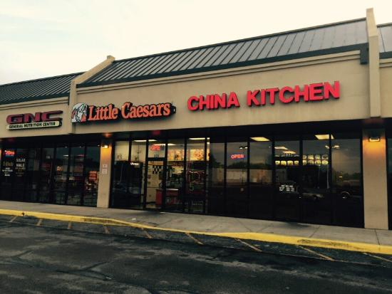 Park Grab Picture Of China Kitchen Muncie Tripadvisor