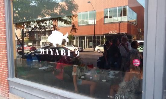 Miyabi 9: The restaurant