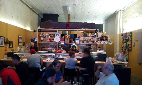 Miyabi 9: Dining area