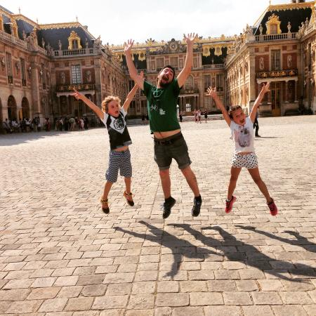 Bike About Tours : My kids adored Mark, the crazy Irish guy!