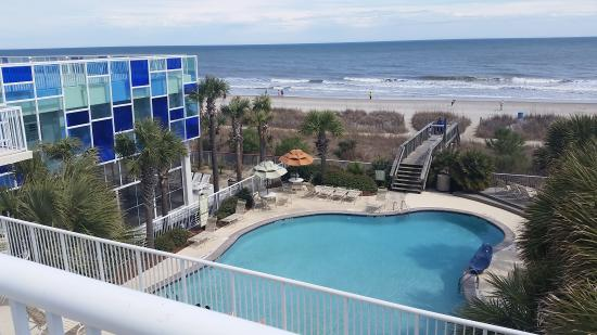 Holiday Inn Club Vacations South Beach Resort Myrtle Sc The