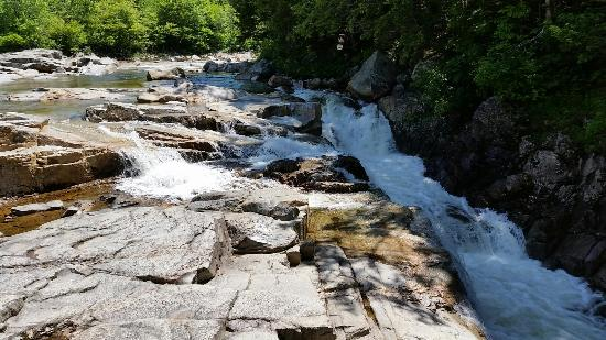 Bartlett, Nueva Hampshire: Rocky Gorge