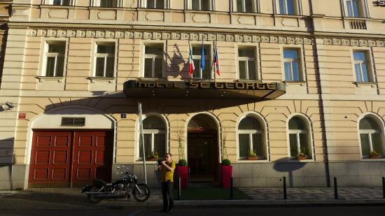 Hotel Brixen Prag Bewertung