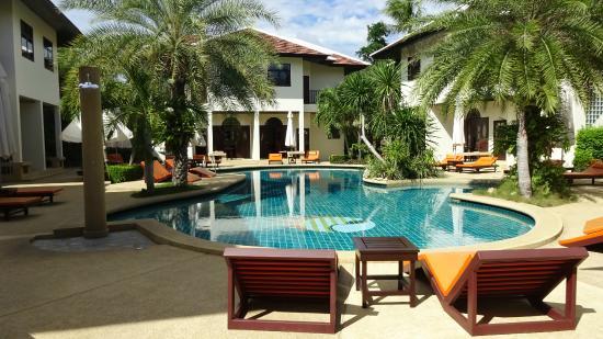 Dreams Villa Resort : pool and villas