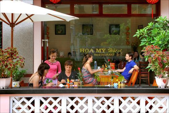 Hoa My Hotel: Restaurant