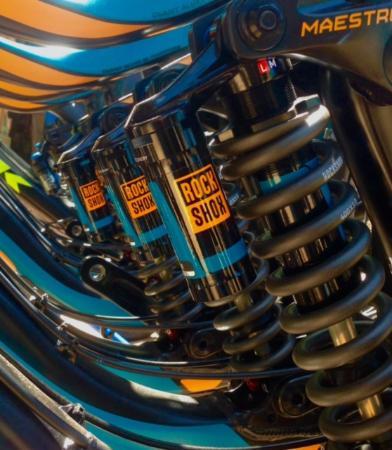 Steamboat Ski & Bike Kare: Downhill bike rentals