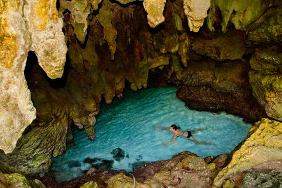 Christmas Island Australia.The Grotto Picture Of Christmas Island Australia
