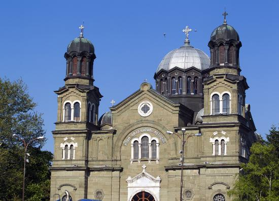 ‪St. Cyril and Methodius Cathedral‬