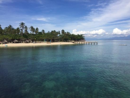 Dos Palmas Island Resort & Spa: 舒適的渡假村浮潛活動和SPA非常好