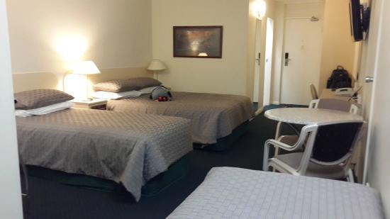 Best Western Melbourne's Princes Park Motor Inn: Studio apartment