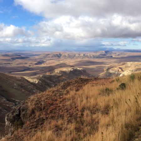 Golden Gate Highlands National Park Highlands Mountain Retreat : Spectacular views