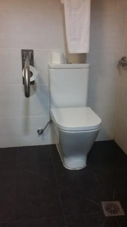 Santiago Lux : wc
