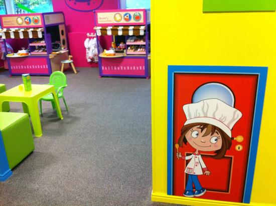 Kids N Action: Cafeu0027 Role Play Room