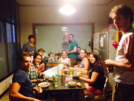 Foto de The Meeting Place Hostel