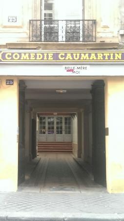 Théatre Comédie Caumartin